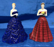 ROYAL DOULTON FIGURINES .. MY DARLING & THANK YOU
