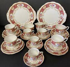 Queen Anne Regency 24 Piece Tea and Coffee  Set