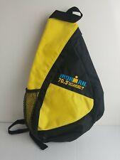 Ironman 70.3 Steelhead Athlete Gear Triathlon Shoulder Messenger Sling Bag b43