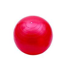 45cm New Fitness Exercise Gym Ball Yoga Core Ball Abdominal Back Leg Workout GF