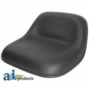 LAWN & GARDEN TRACTOR SEAT FITS MOST BRANDS