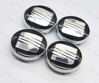 4Pcs 60mm Car Styling Wheel Center Hub Caps Badge Rim Dust Cover Logo for SEAT