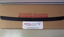 Toyota Matrix 2003 - 2008 Rear Bumper Protector Pad Genuine Oe Oem