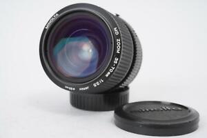 Minolta MD Zoom lens 1:3.5 / 35-70mm macro