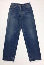 Stefanel jeans uomo W34 tg 48 regular fit straight dritti boyfriend usati T2698