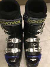 ROSSIGNOL Bandit FREERIDE Ski BOOTS WOMEN size 24.5 284mm EXCELLENT CONDITION