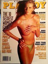 ELLE MACPHERSON COVER AUSTRALIAN PLAYBOY MAGAZINE AUGUST 1995