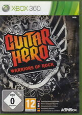 Guitar Hero Warriors of Rock  (X360) Bundle-Version