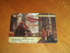 Trading with the Pentoshi LCG 2nd Edition Game of Thrones Alternate Art Promo
