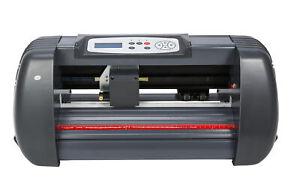 """New 375mm Vinyl Cutter Plotter Cutting Sign Cutter 14"""" Plotter Printer Sticker"""