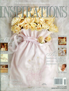 Inspirations The World's Most Beautiful Embroidery Magazine Issue No 11
