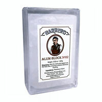 Barbero Alum Block 3.52 oz / 100 g