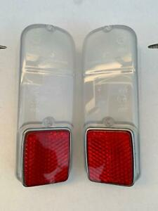Fiat 600 Tail Light Lens Fiat 500, Multipla, Seat 600, Zastava 750, 850 - NEW