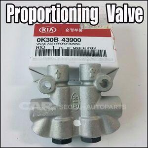 KIA 2001-2005 RIO Brake Pressure Proportioning Valve Genuine 0K30B-43900