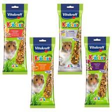 Vitakraft HAMSTER KRACKER Treat Sticks Vitamin Honey Fruit Seed Nut Treats 2pcs