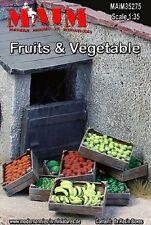 MAIM FRUITS & VEGETABLES (8 PCS.) SCALA 1:35 COD.ART.35275