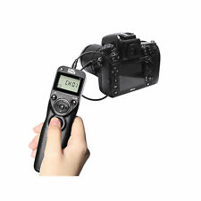 PIXEL Wired Timer Remote Shutter Release fo Sony A7RII A7R A75 A6000 A58(T3/S2)
