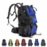 50L Waterproof Outdoor Travel Large Backpack Hiking Camping Sports Fashion Bag