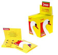 More details for swan lighter flints extra length replacement flint - pack of 9 - multilisting