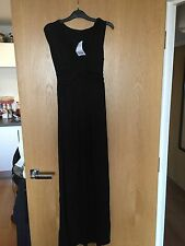 Back Maxi Dress Size S Bnwt