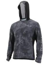 NEW Huk Men's Icon X Camo Subphantis Long-Sleeve Hoodie Size Large