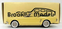 Brooklin 1/43 Scale BRK56  002  - 1965 Ford Mustang 1 Of 1000 Yellow
