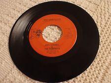 JOEY STROBEL & THE RUNAWAYS  WHAT GOOD IS LOVE/SAX SHUFFLE  BEAR 1973