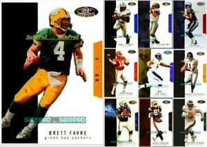 100++ FLEER HOT PROSPECTS 2003 NFL SINGLES ROOKIE /1250 LOT ... U PICK FROM LIST