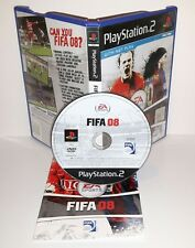FIFA FOOTBALL 2008 08 8 - Playstation 2 Ps2 Play Station Gioco Game
