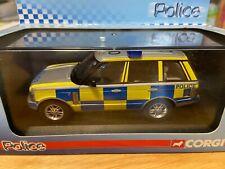 Corgi Vanguards VA09601 Range Rover Lancashire Constabulary LTD 0002 of 3040