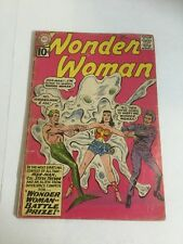 Wonder Woman 125 Gd Good 2.0 Cover Detached Tape On Spine DC Comics SA