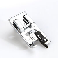 ITS- AU_ Overlock Overedge Overcasting Sewing Machine Presser Rolled Hem Foot To