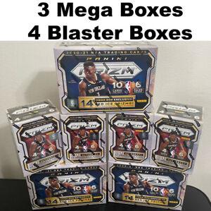 SAN ANTONIO SPURS - 2020-21 NBA PRIZM - 3 MEGA BOX 4 BLASTER BOX BREAK #217