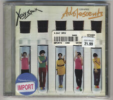 X-Ray Spex - Germ Free Adolescents CD - 2005 Expanded Edition - Brand New - Hype