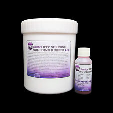 High Quality RTV Silicone Moulding Rubber 1kg kit