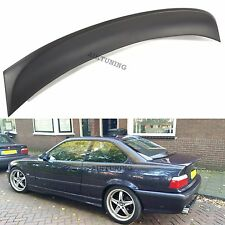 BMW E36 CSL Rear Boot Lid Trunk Spoiler Ducktail Wing Lip Addon 2 Door Coupe