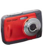 iON Cool-iCam 8MP Waterproof Digital Camera with 4x Digital Zoom and 2.4-inch