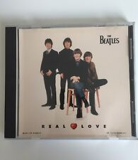 "THE BEATLES   ""Real Love "" Apple/Capitol Maxi-CD Single"