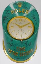 Rolex Time To The Second Konzessionärsuhr aus den 1960er Jahren