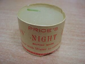 PRICES CHILDS' NIGHT LIGHT Candle