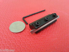 MINI T TYPE LATHE PARTING TOOL 7.9mm Cut Off Blade 8mm Shank Fits Emco Unimat