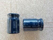 ELNA RFS Silmic II AUDIO condensateur 100uf 16 V 10x12,5 85 ° C rm5 #bp 4 pc