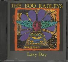 BOO RADLEYS Lazy Day w/ 4 RARE UNRELEASED TRX RADIO PROMO DJ CD Single 1992