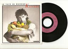 """KARENBO: Je vais au marché / on se couche tard le soir  - 7"""" SP 1988 - vinyle NM"""
