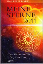 RADEL Meine Sterne 2011, Taschenkalender für jeden Tag - !!! 2011 !!! unbenutzt