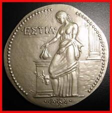 Nude/Greek Mythology/Goddess of Hearth-Hestia/12 Olympians/Sterling Silver M.***