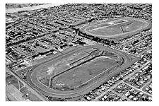 QLD DOOMBEN & EAGLE FARM Racetracks 1967 modern Digital Photo Postcard