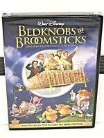 Bedknobs & Broomsticks Disney DVD Enchanted Musical Edition Sealed