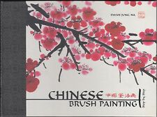 Chinese Brush Painting Step by Step by Kwan Jung (2003) HC/DJ 1ST~INK~WATERCOLOR