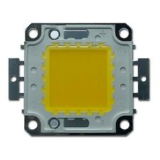 50 W Watt LED Chip warmweiss, 5500 Lm,3200K,ww, COB,Fluter,Flutlicht, Aquarium